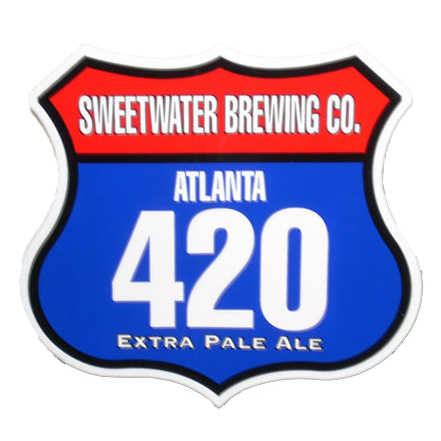 420 Road Sign Sticker. SweetWater ... 08cc804c2
