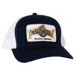 Unstructured Trucker Hat