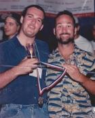 The dank duo w/ GABF Hardware